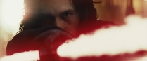 Star Wars: The Last Jedi Kylo Ren (Adam Driver) Photo: Film Frames Industrial Light & Magic/Lucasfilm ©2017 Lucasfilm Ltd. All Rights Reserved.