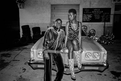 (from left) Slim (Daniel Kaluuya) and Queen (Jodie Turner-Smith) in Queen & Slim, directed by Melina Matsoukas.Addtl. InfoAndre D. Wagner/Universal Pictures